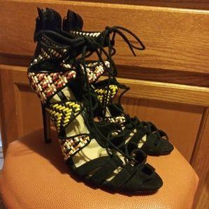 Zara Basic heels shoes
